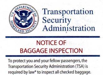 Golf Bag Searched? Think Like the TSA