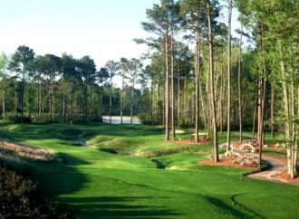 Pawley's Island: Low Country Golf