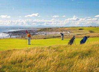 Golf in Wales: Royal Portcrawl