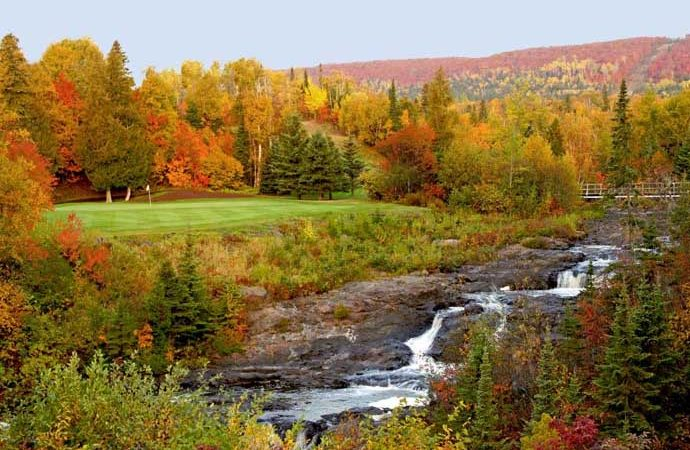 Minnesota Golf: Superior National