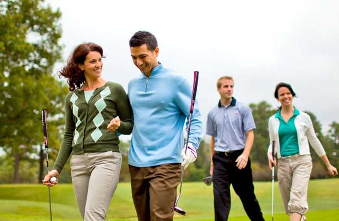 Top Course for Couples: North America