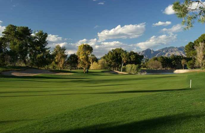 Tucson: Winter Golf for Less Green