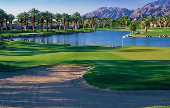 Winter Invitation to Palm Spring Golf