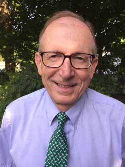 Gary Larrabee, author, historian
