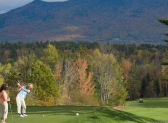 Golf in Washington Valley, N.H.