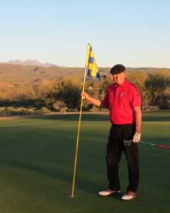 John Conger, Arizona Golf Journal