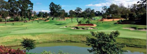 Glade Springs: Trio of Golf Courses