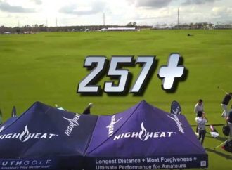 High Heat 257+ Driver
