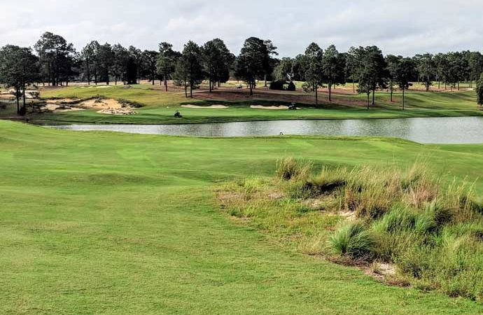 Pinehurst No. 4 Redesigned