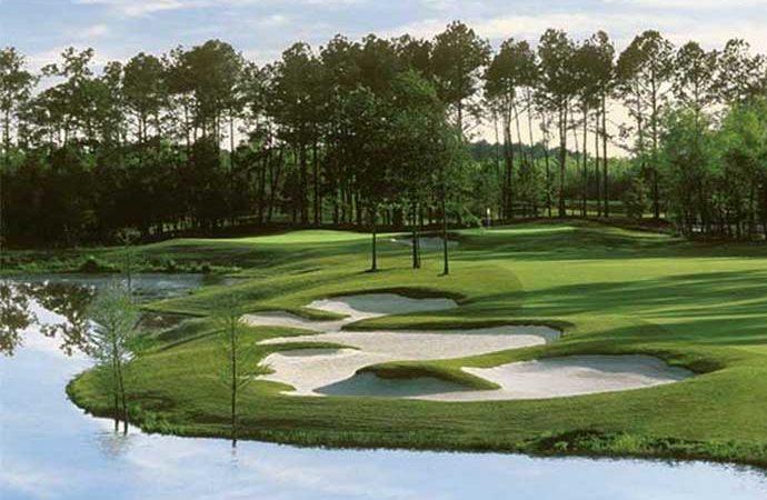 Louisiana Golf Showing Growth